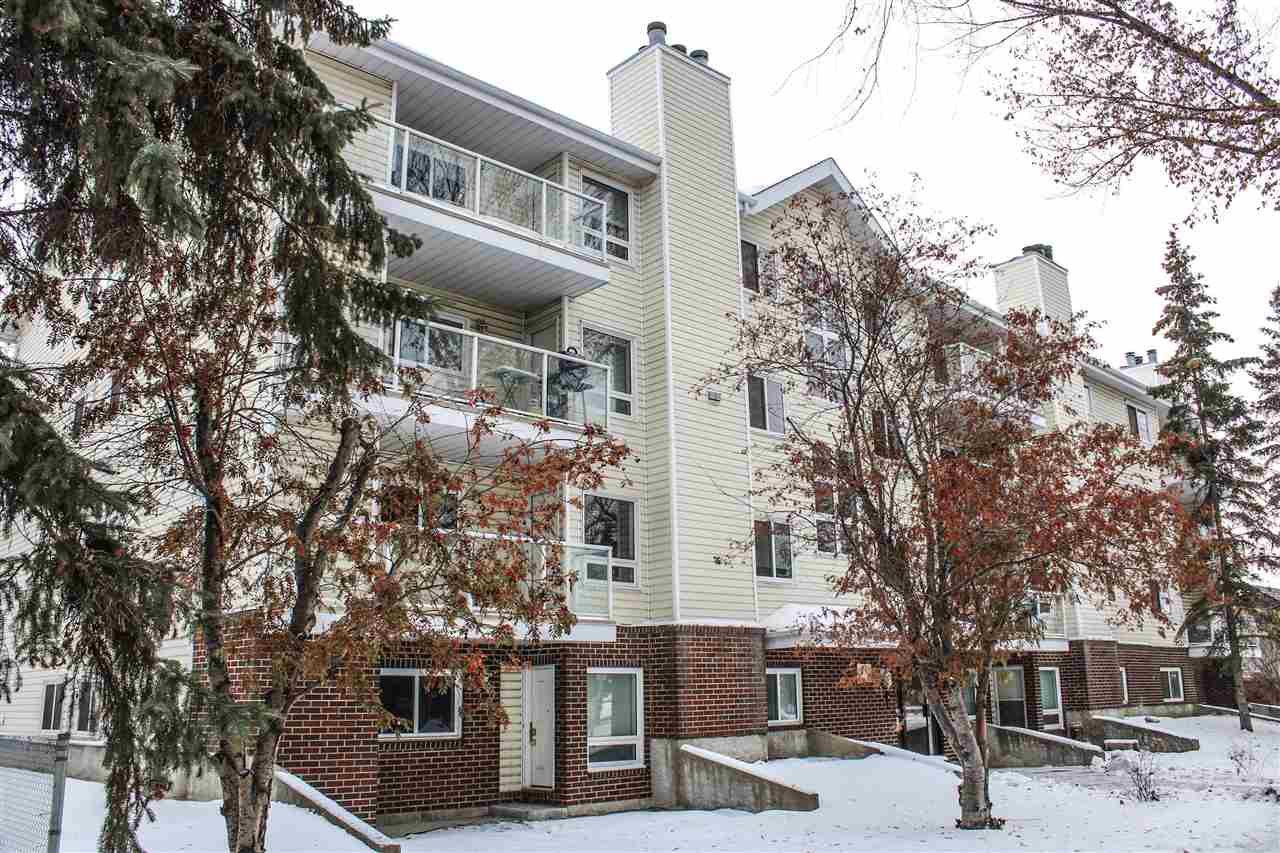 Main Photo: 303 11807 101 Street NW in Edmonton: Zone 08 Condo for sale : MLS®# E4221422