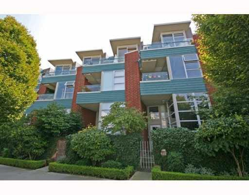 Main Photo: 215 638 W 7TH AVENUE in : Fairview VW Condo for sale (Vancouver West)  : MLS®# V780607