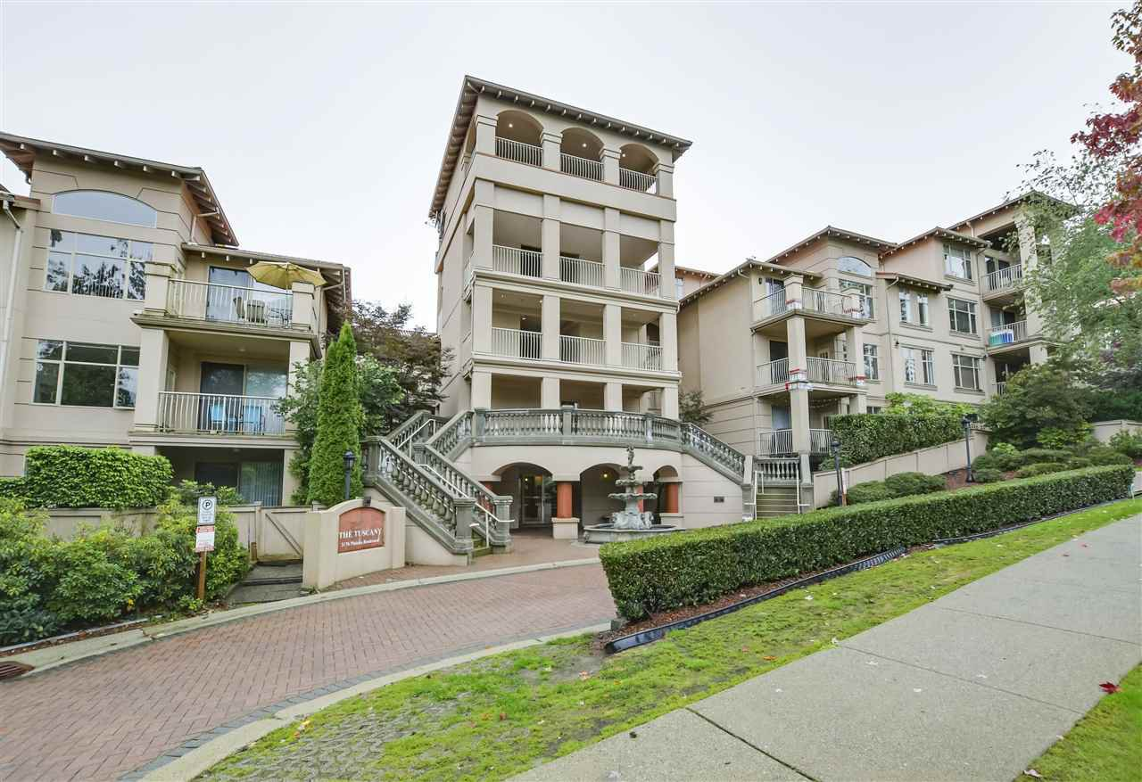 "Main Photo: 315 3176 PLATEAU Boulevard in Coquitlam: Westwood Plateau Condo for sale in ""THE TUSCANY"" : MLS®# R2398138"