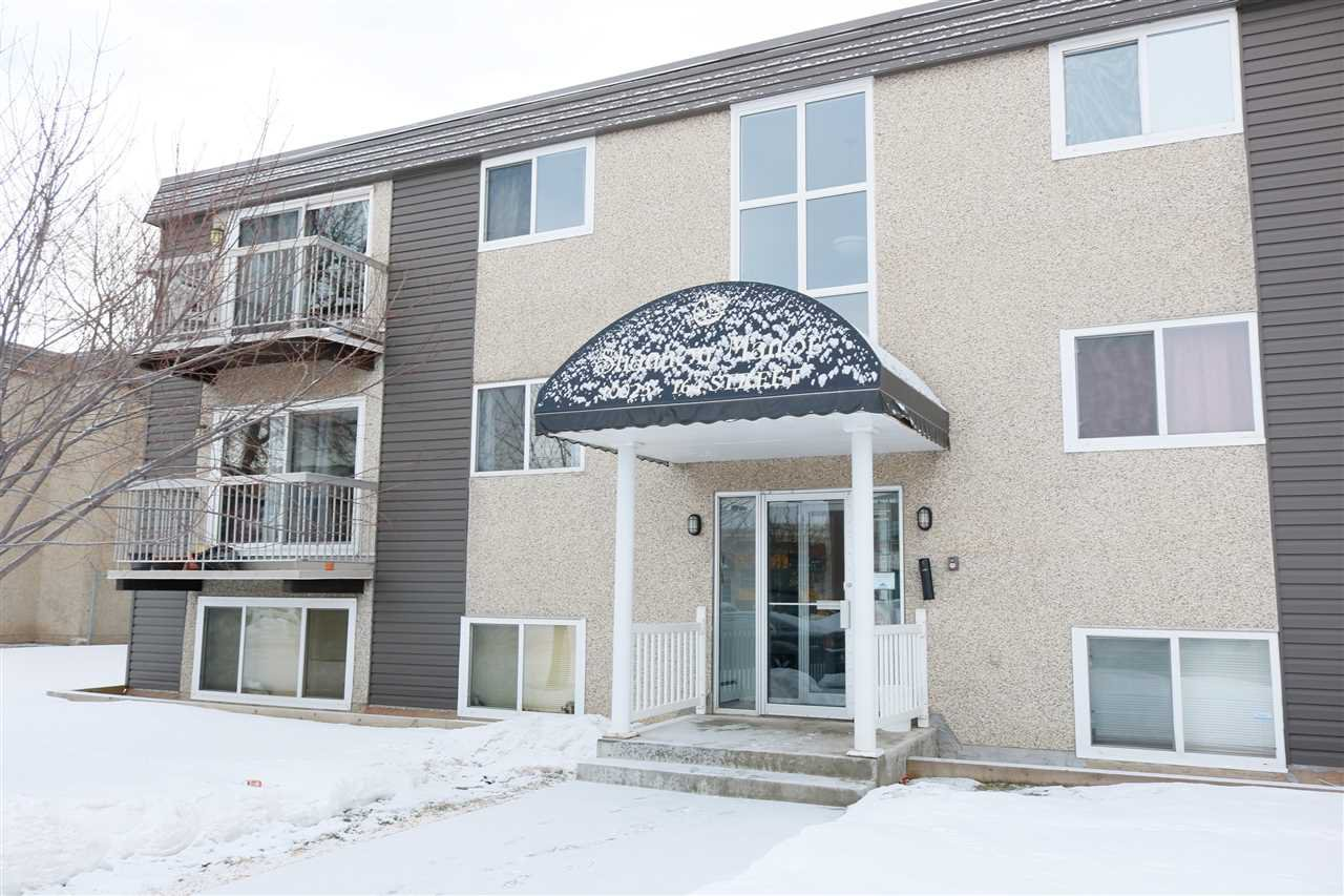 Main Photo: 202 10023 164 Street in Edmonton: Zone 22 Condo for sale : MLS®# E4191577
