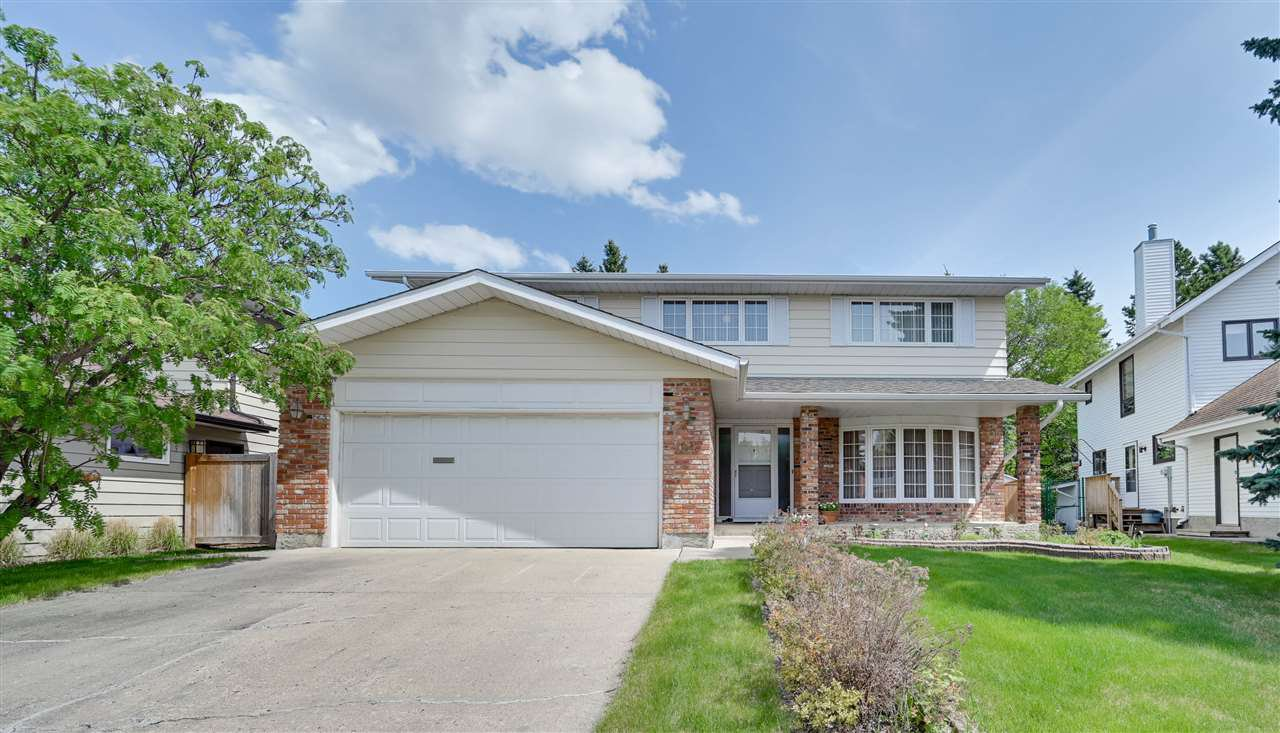 Main Photo: 194 GARIEPY Crescent in Edmonton: Zone 20 House for sale : MLS®# E4199898