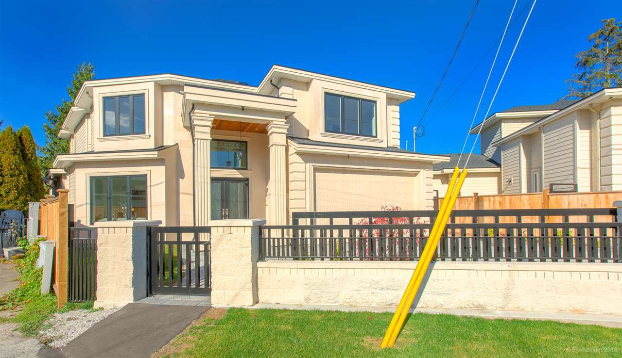 Main Photo: 9831 SOUTHGATE Place in Richmond: South Arm House for sale : MLS®# R2416574