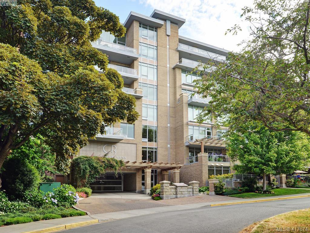 Main Photo: 505 828 Rupert Terrace in VICTORIA: Vi Downtown Condo Apartment for sale (Victoria)  : MLS®# 417674