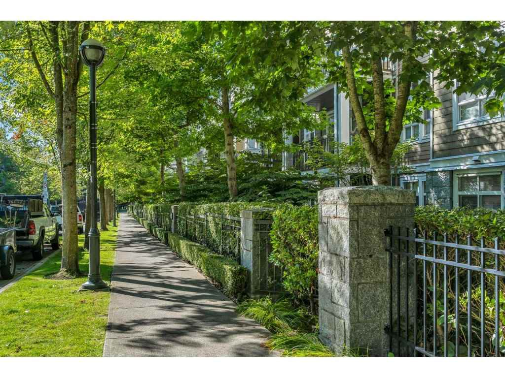 "Main Photo: 312 6279 EAGLES Drive in Vancouver: University VW Condo for sale in ""Refection"" (Vancouver West)  : MLS®# R2492952"