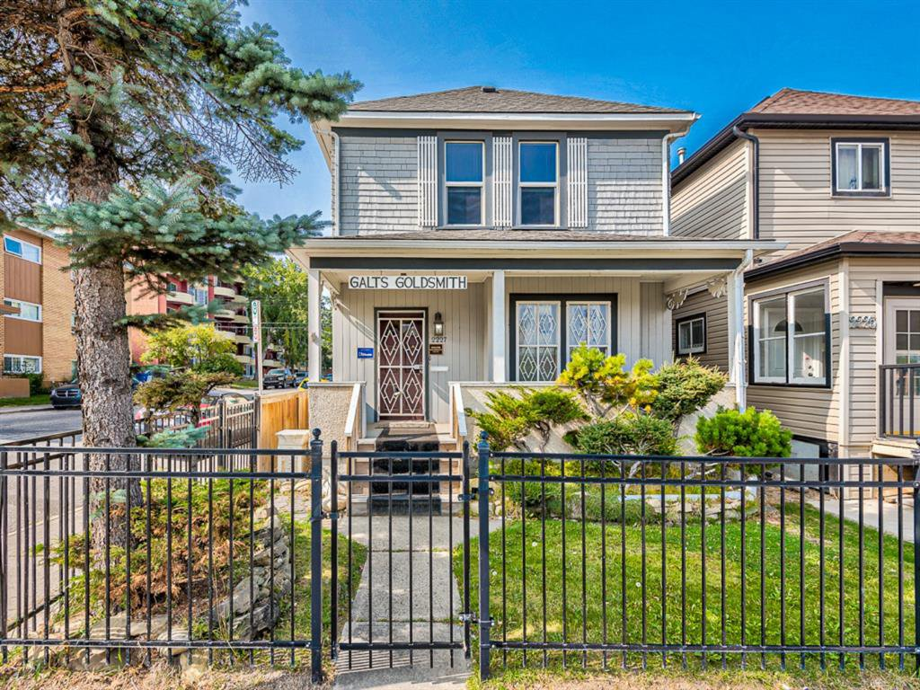 Main Photo: 2227 14 Street SW in Calgary: Bankview Detached for sale : MLS®# A1034801