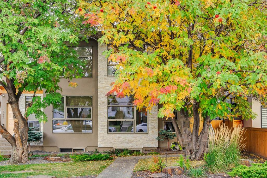 Main Photo: 3814 17 Street in Calgary: Altadore Semi Detached for sale : MLS®# A1041172