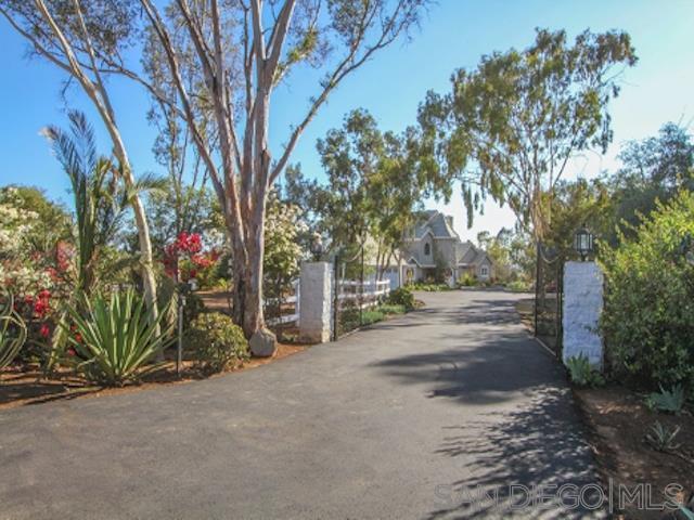 Main Photo: RANCHO SANTA FE House for sale : 5 bedrooms : 16544 Franzen Farm Rd in San Diego