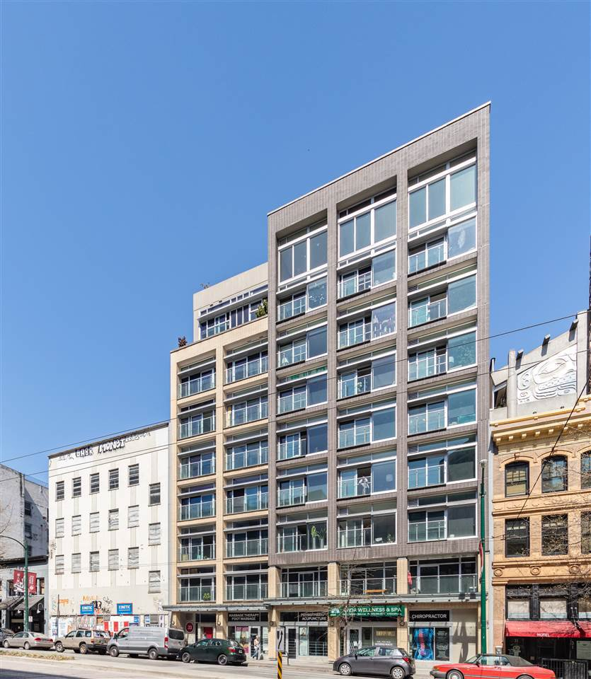 """Main Photo: 301 33 W PENDER Street in Vancouver: Downtown VW Condo for sale in """"9 Level"""" (Vancouver West)  : MLS®# R2459926"""