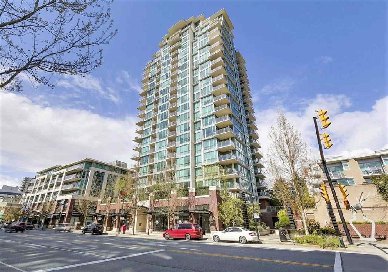 """Main Photo: 507 138 E ESPLANADE in North Vancouver: Lower Lonsdale Condo for sale in """"PREMIER AT THE PIER"""" : MLS®# R2466712"""