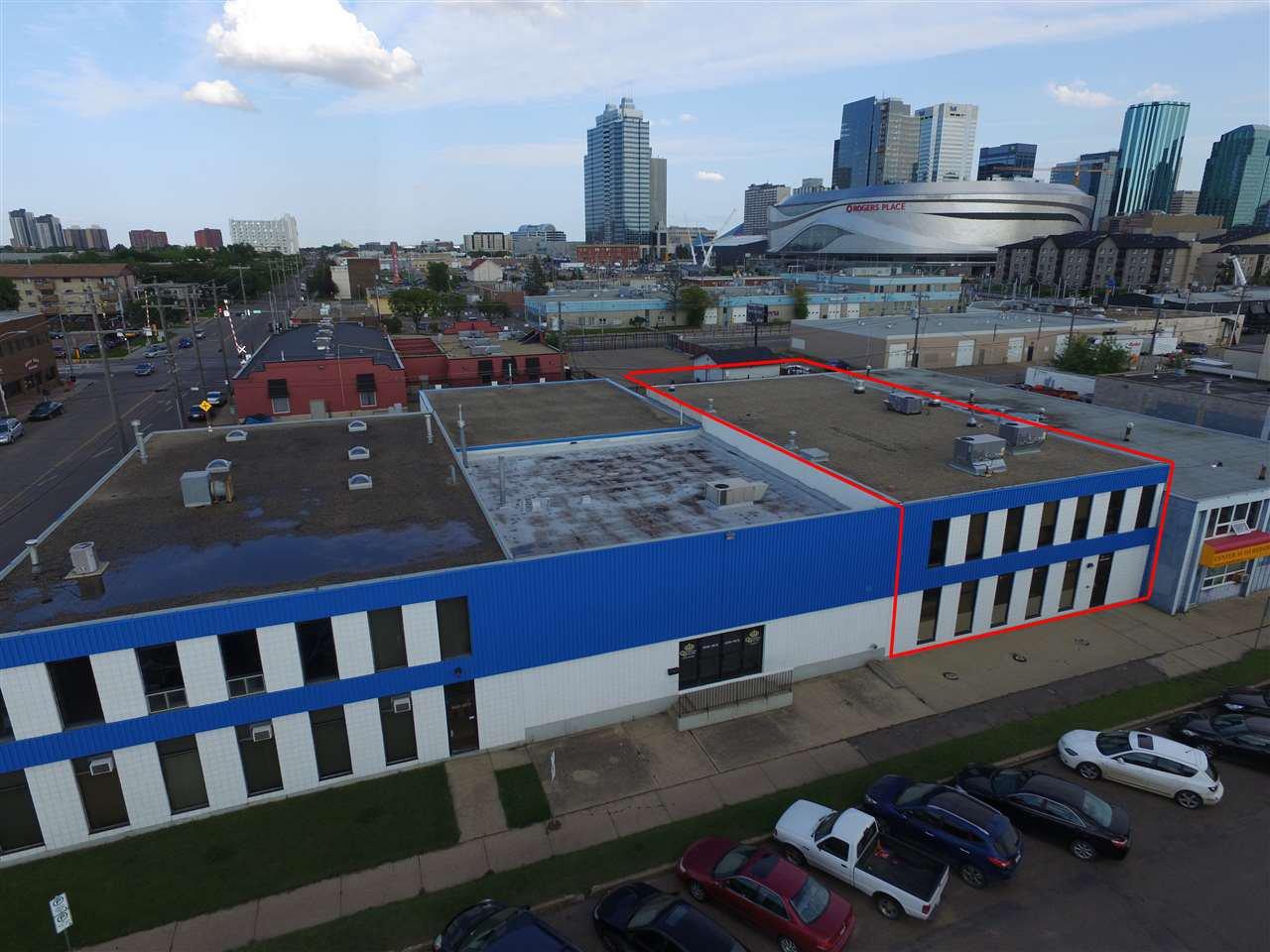 Main Photo: 10575 106 Street in Edmonton: Zone 08 Industrial for lease : MLS®# E4212691