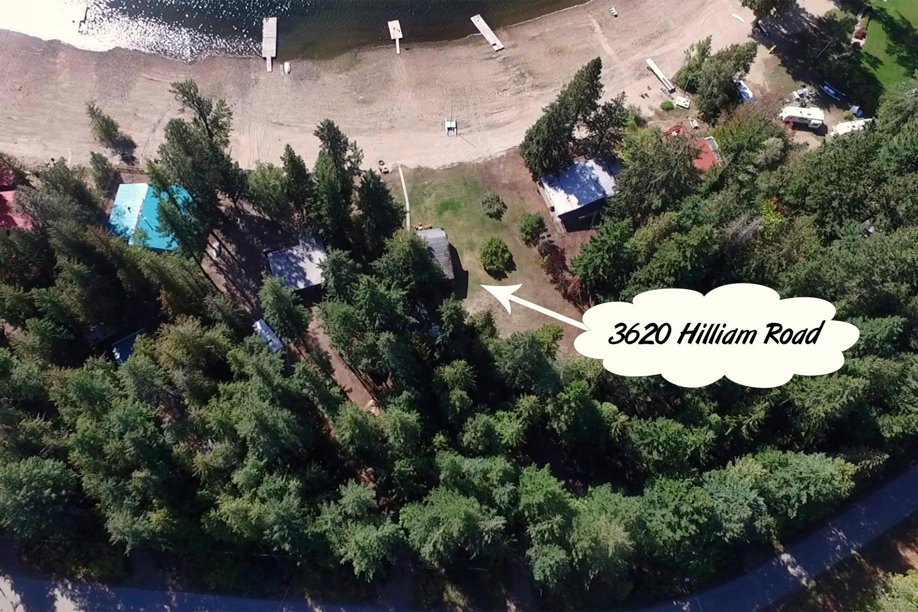 Photo 3: Photos: 3620 Hilliam Frontage Road in Scotch Creek: House for sale : MLS®# 10217240