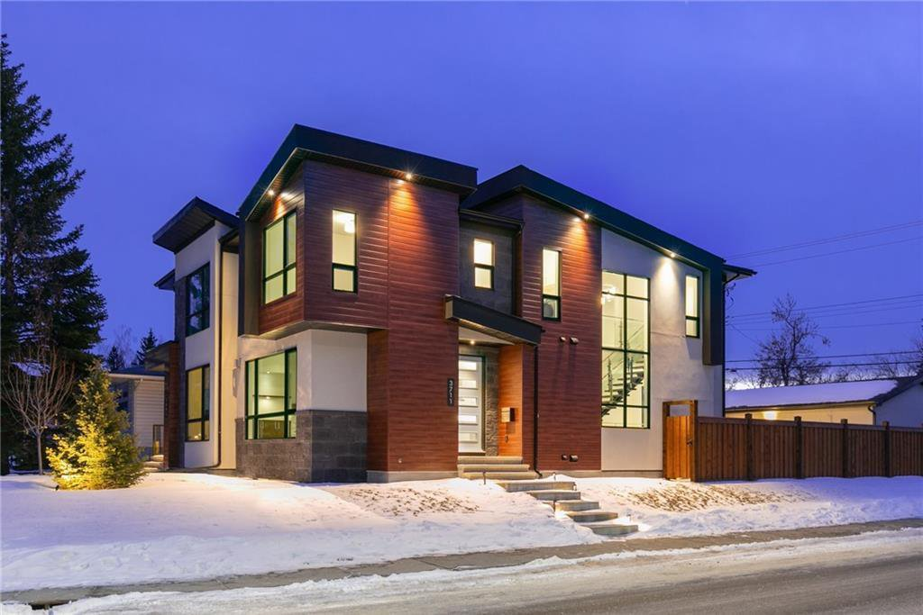 Main Photo: 3711 28 Avenue SW in Calgary: Killarney/Glengarry Semi Detached for sale : MLS®# A1053412