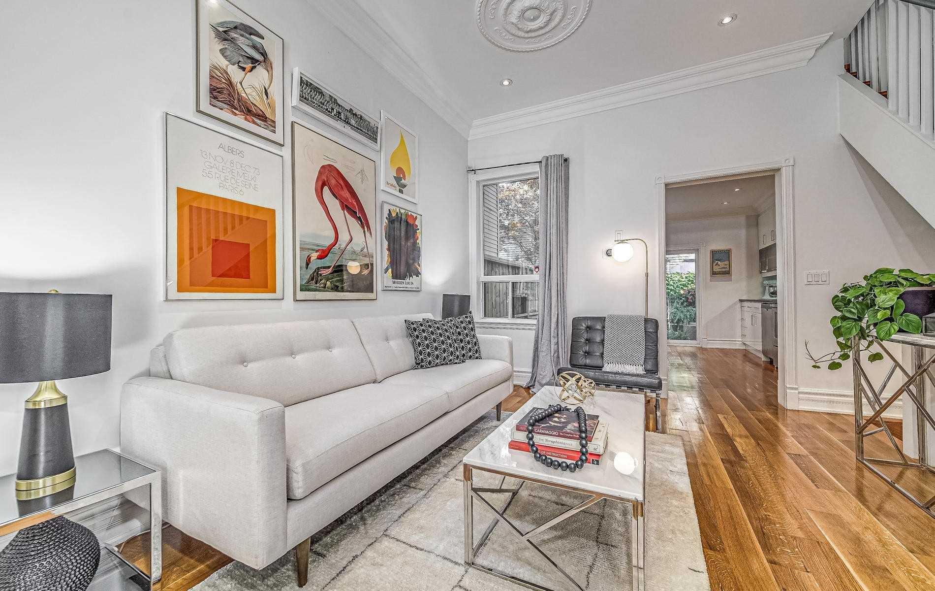 Main Photo: 22 Wardell Street in Toronto: South Riverdale House (2-Storey) for sale (Toronto E01)  : MLS®# E4866318