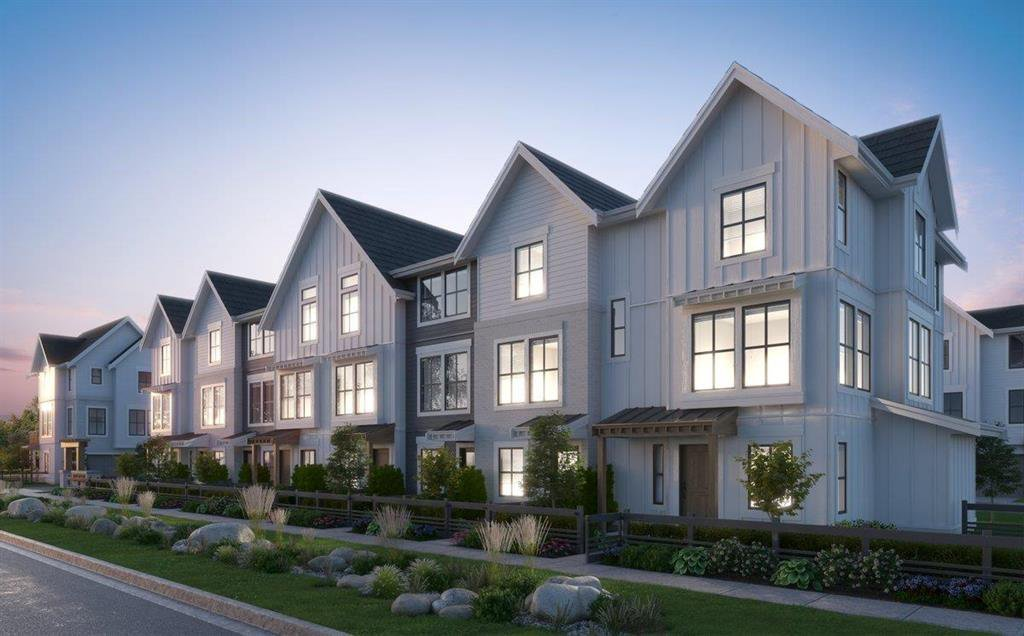 Main Photo: 6-8450 204 Street in Langley: Willoughby Heights Townhouse for sale