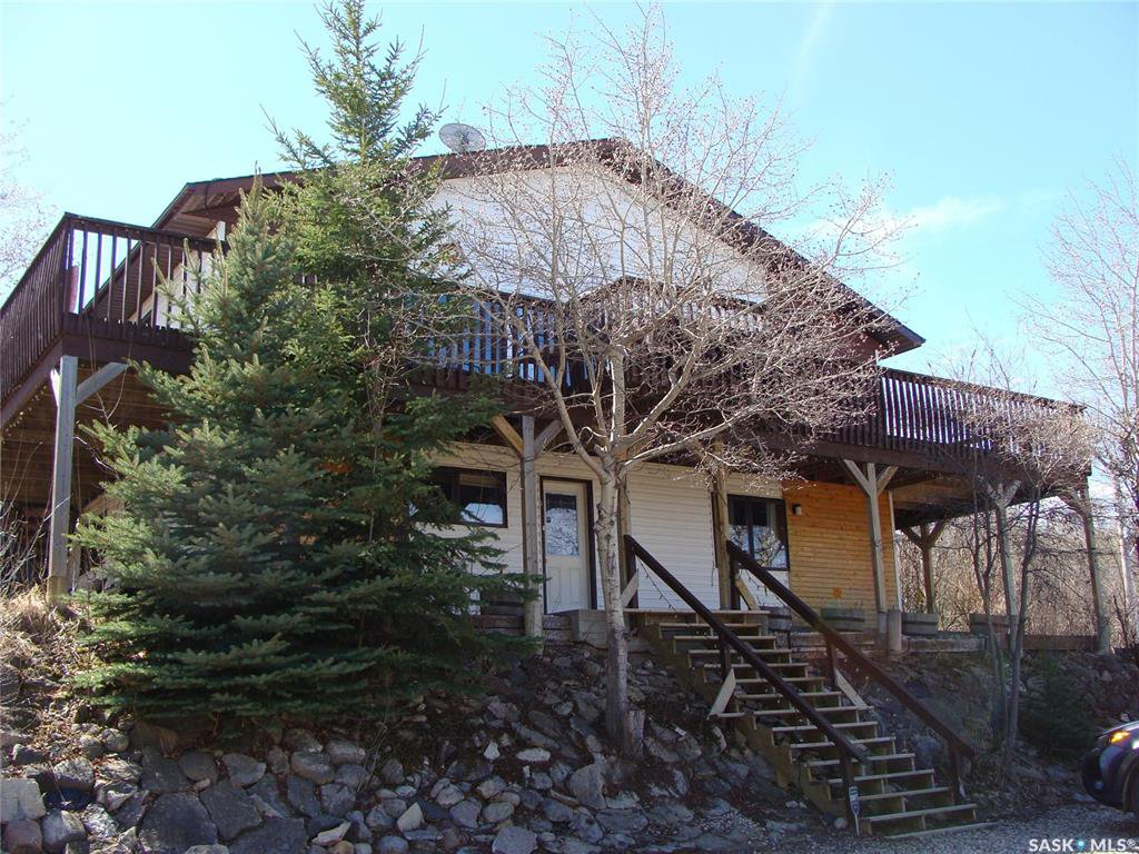 Main Photo: 203 205 Regina Street in Manitou Beach: Commercial for sale : MLS®# SK834739