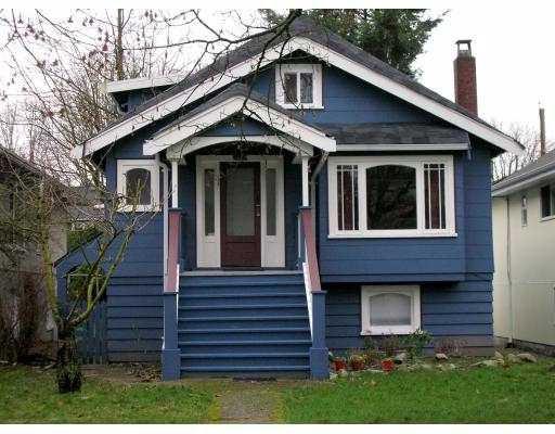 Main Photo: 2828 W 11TH AV in Vancouver: Kitsilano House for sale (Vancouver West)  : MLS®# V572352