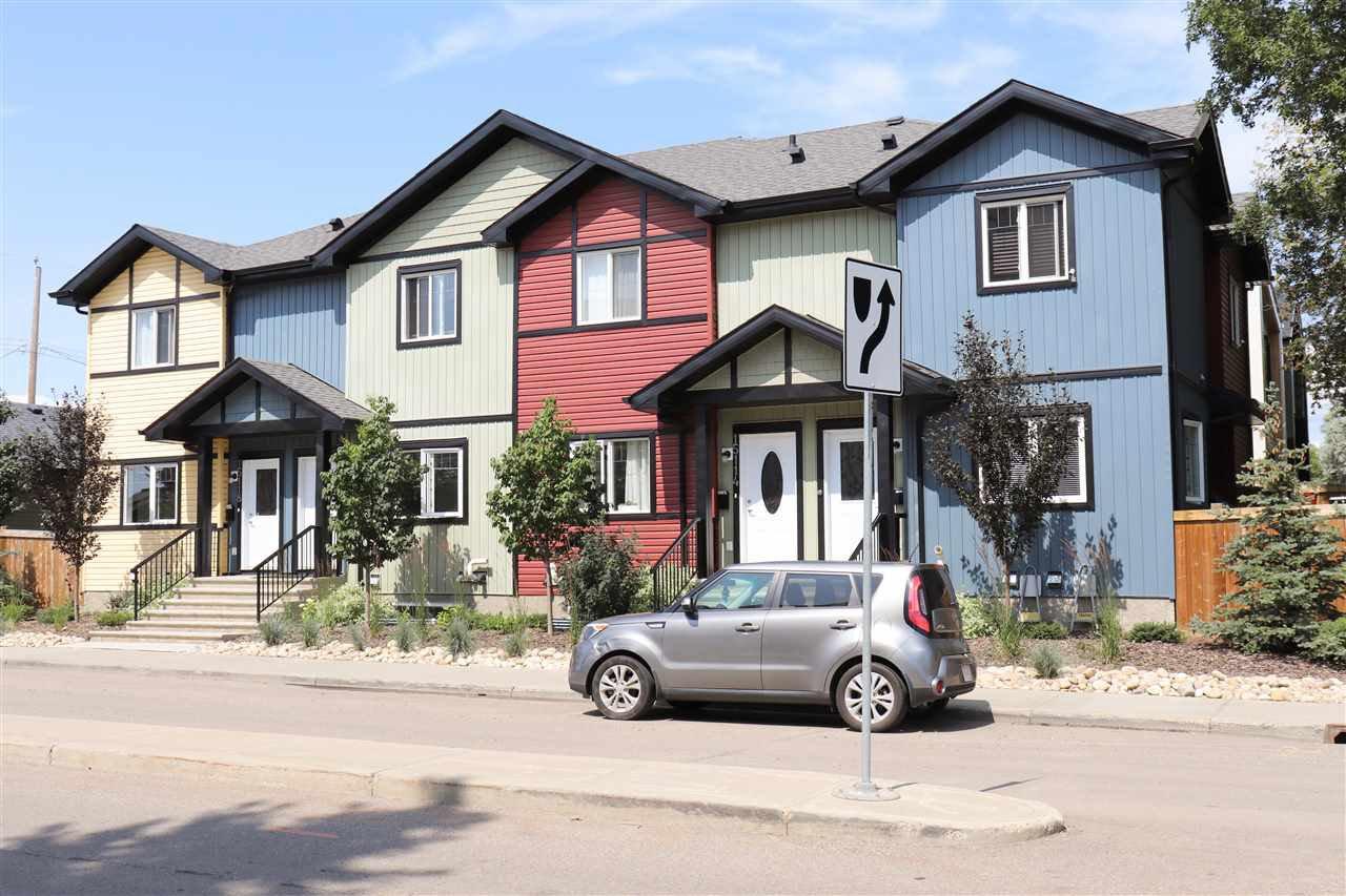 Main Photo: 15112 102 Avenue in Edmonton: Zone 21 House Fourplex for sale : MLS®# E4166738