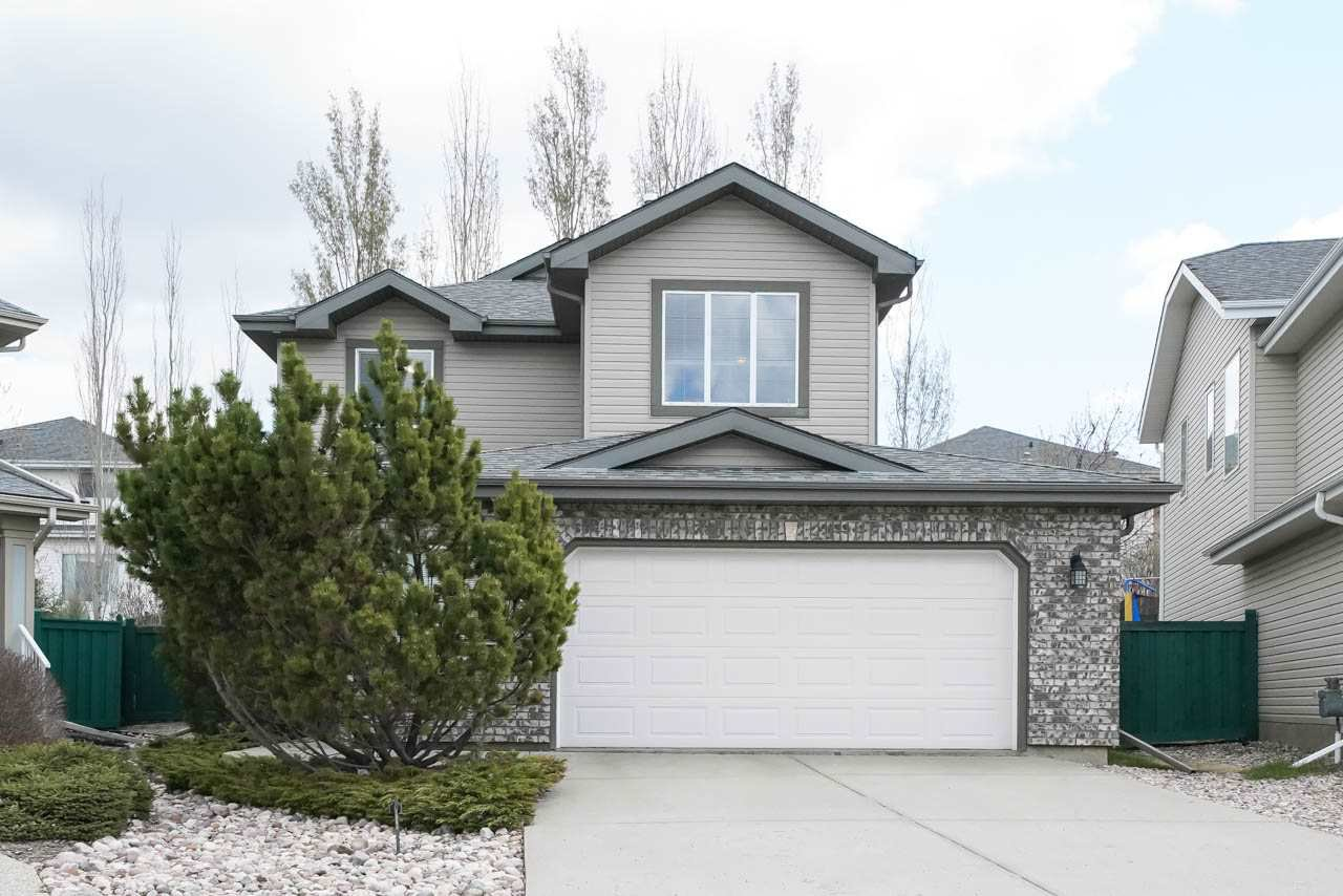 Main Photo: 525 Hunters Green NW in Edmonton: Zone 14 House for sale : MLS®# E4167779