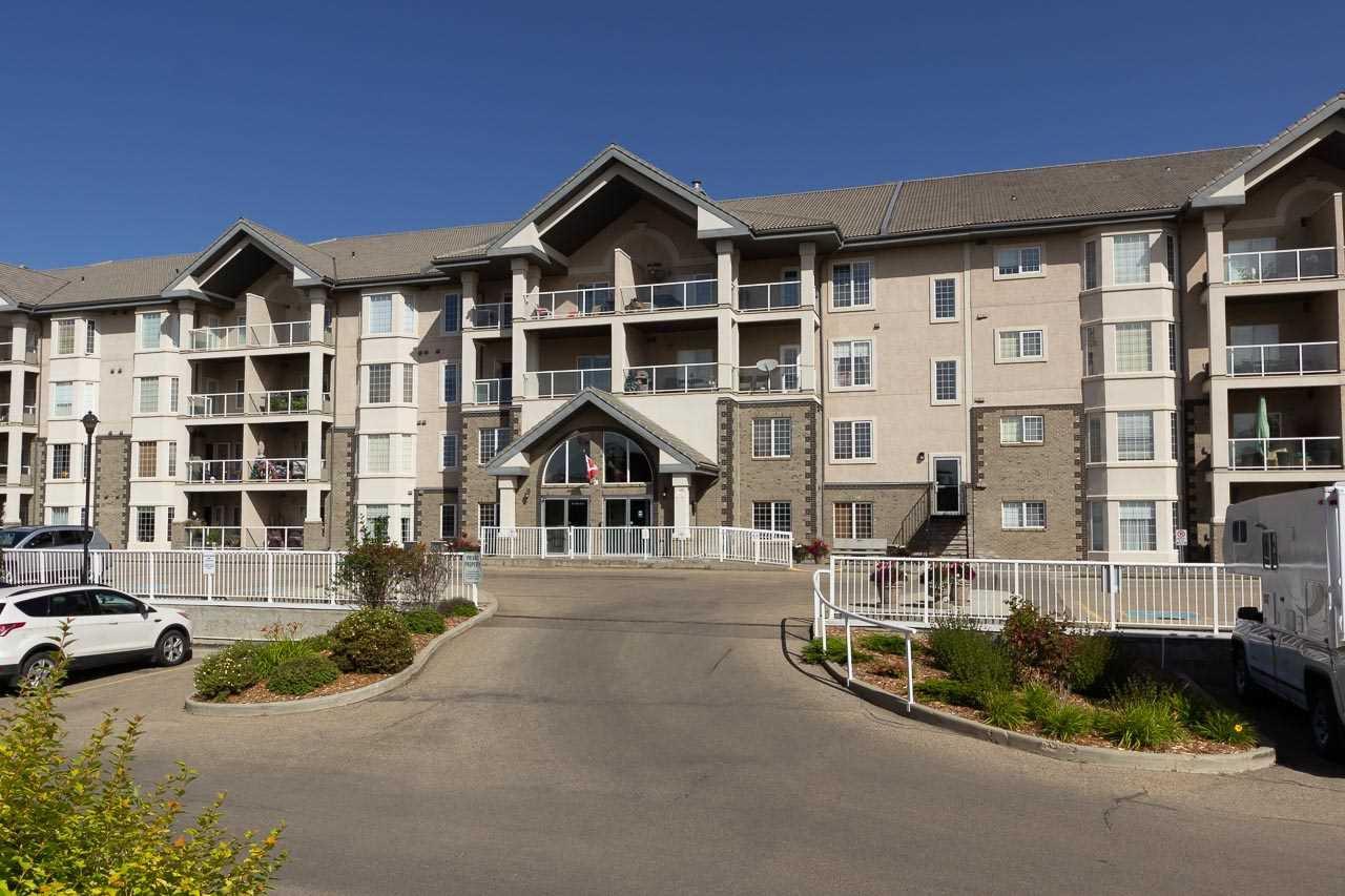 Main Photo: 112 612 111 Street in Edmonton: Zone 55 Condo for sale : MLS®# E4171035