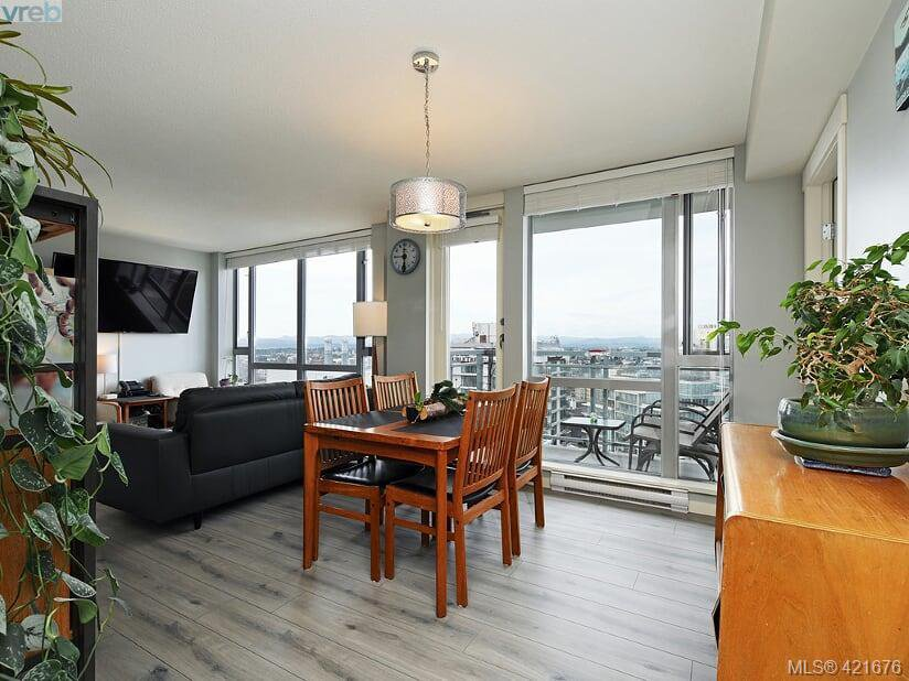 Main Photo: 1906 751 Fairfield Rd in VICTORIA: Vi Downtown Condo for sale (Victoria)  : MLS®# 834515