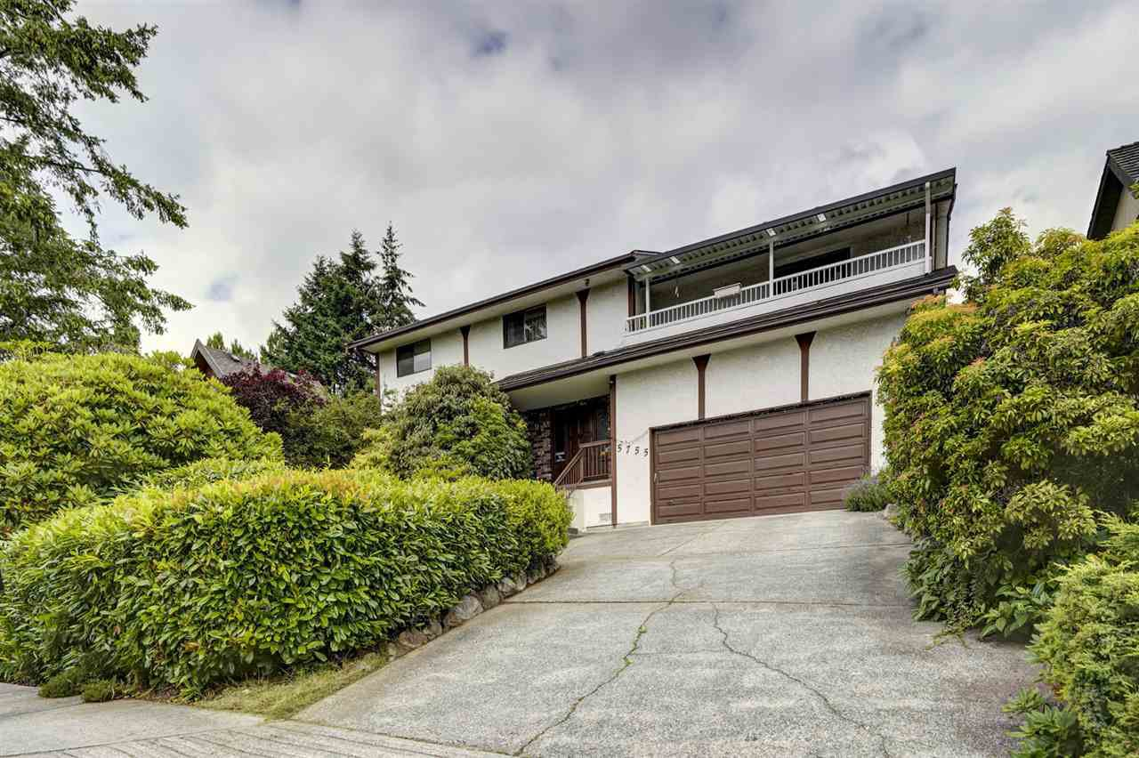 "Main Photo: 5755 MONARCH Street in Burnaby: Deer Lake Place House for sale in ""DEER LAKE PLACE"" (Burnaby South)  : MLS®# R2475017"