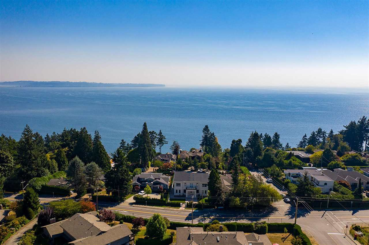 Main Photo: 14020 MARINE Drive: White Rock House for sale (South Surrey White Rock)  : MLS®# R2478365