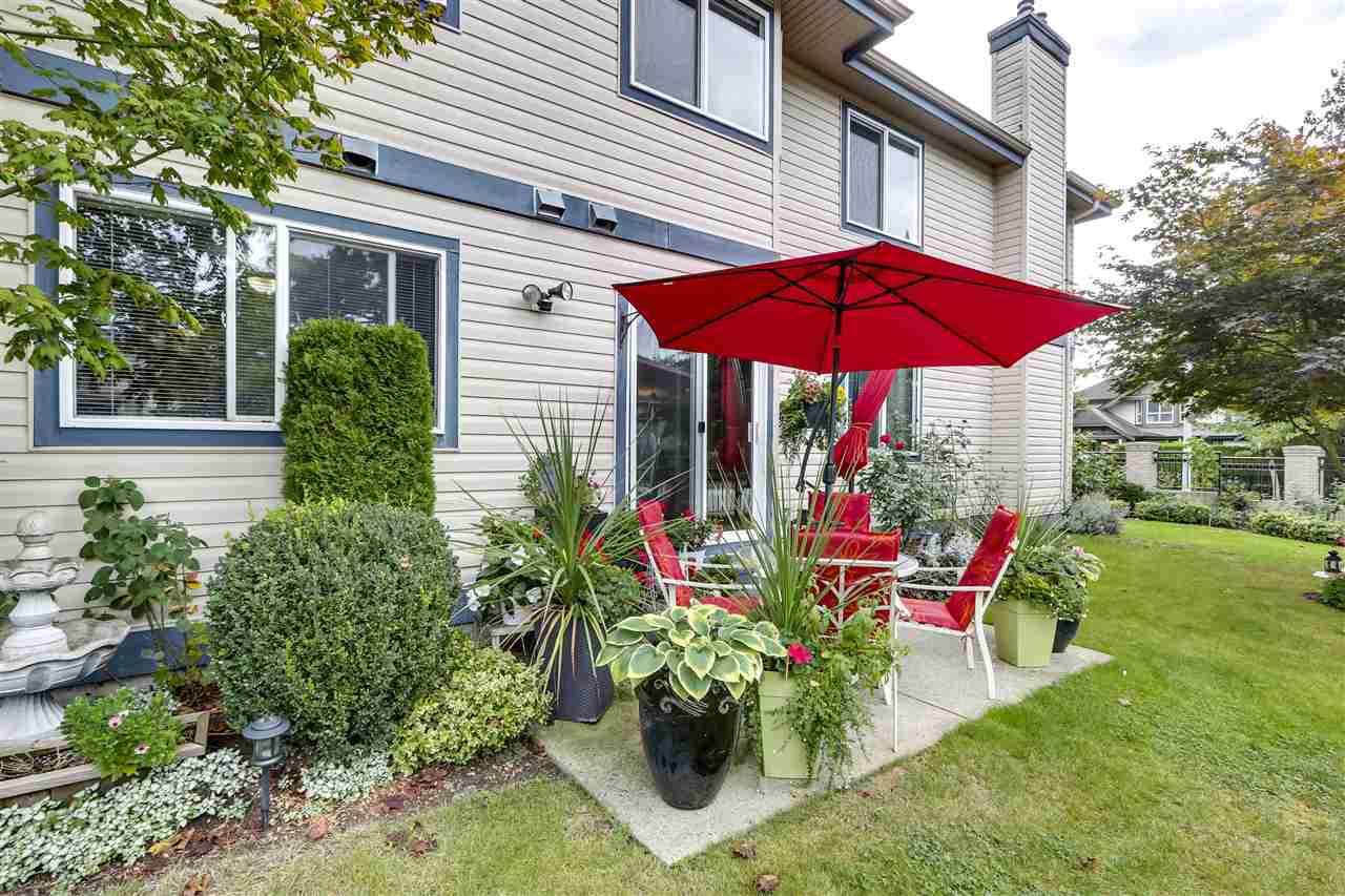 Main Photo: 21 8338 158 Street in Surrey: Fleetwood Tynehead Townhouse for sale : MLS®# R2502625