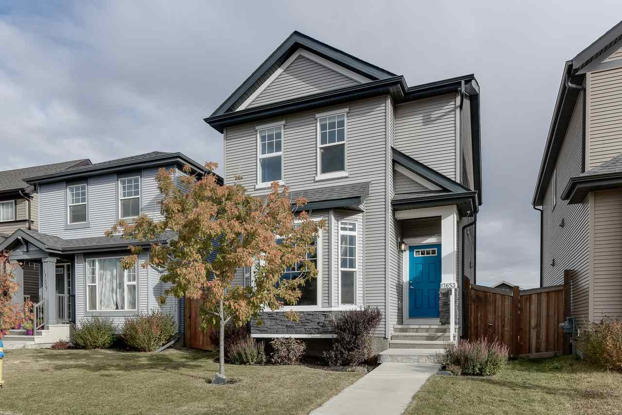 Main Photo: 17653 60A Street in Edmonton: Zone 03 House for sale : MLS®# E4217440
