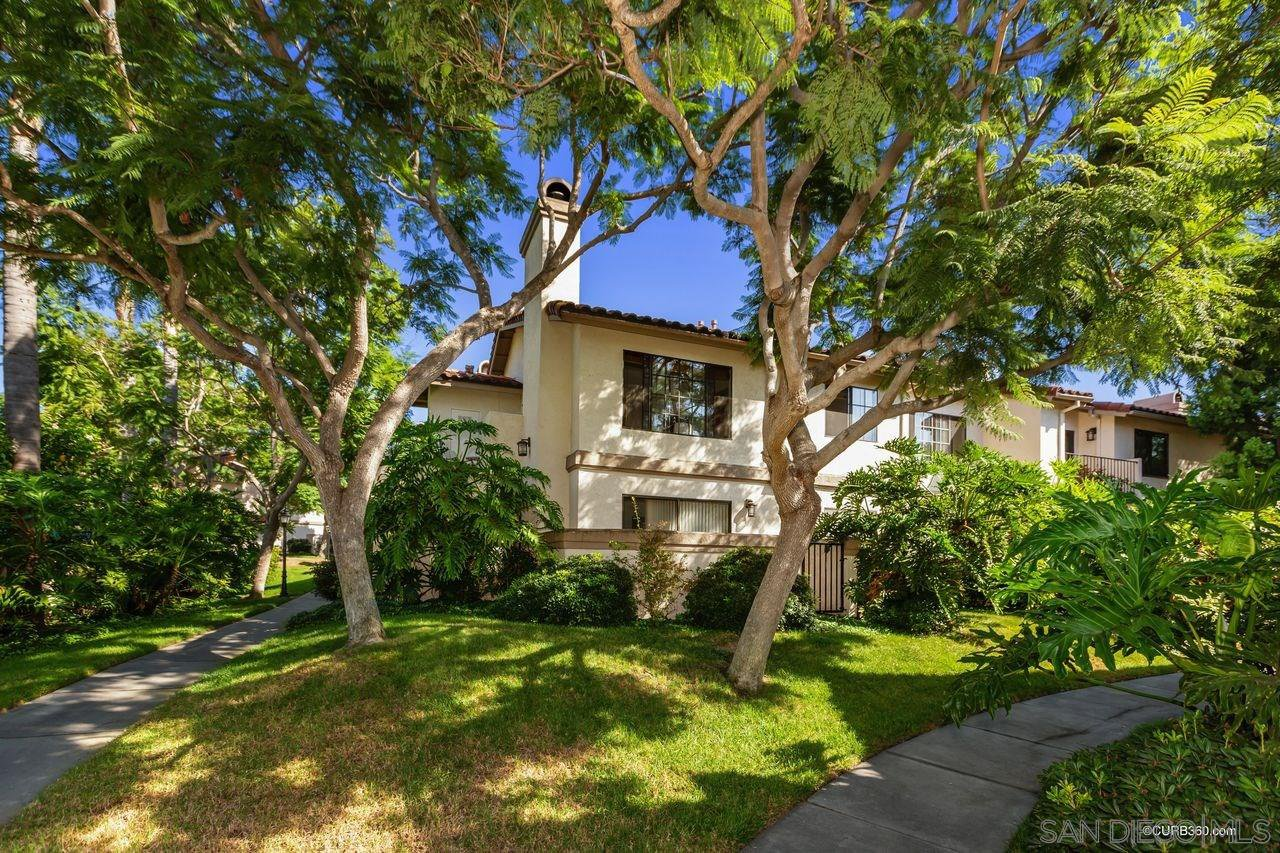 Main Photo: UNIVERSITY CITY Condo for sale : 2 bedrooms : 7606 Palmilla Drive #36 in San Diego