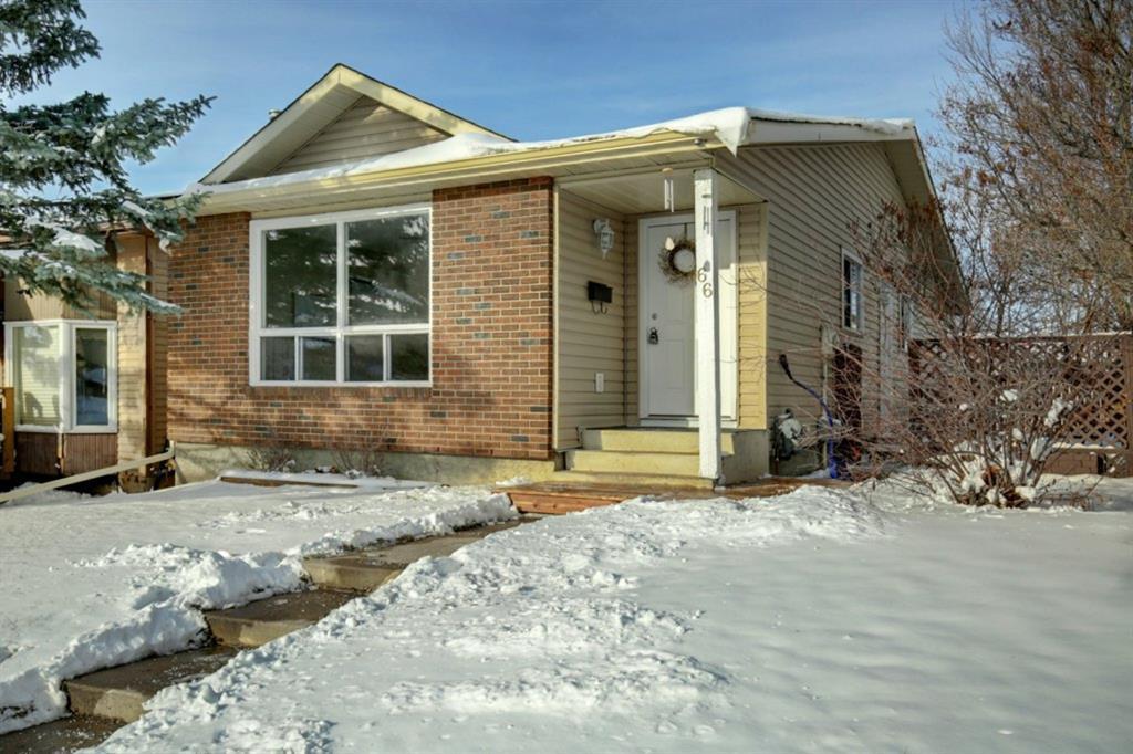 Main Photo: Floor plans: 66 Elk Hill SE: Airdrie Detached for sale : MLS®# A1049036