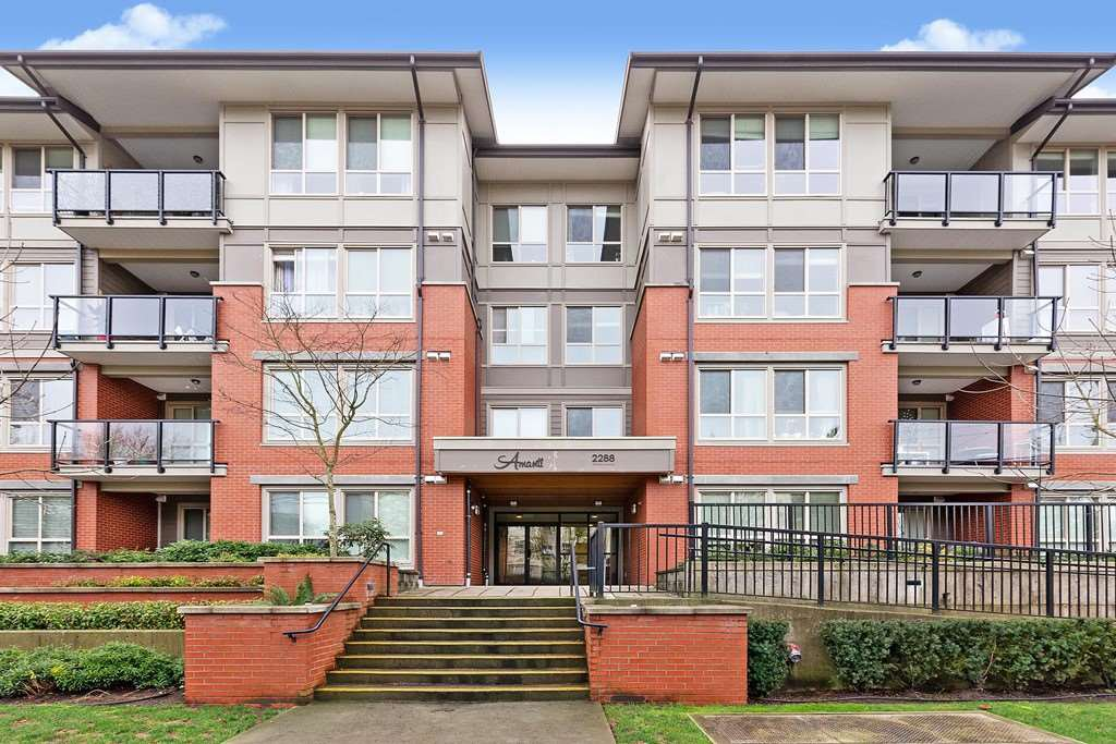 Main Photo: 207 2288 WELCHER Avenue in Port Coquitlam: Central Pt Coquitlam Condo for sale : MLS®# R2528794