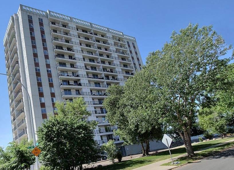 Main Photo: 1507 11307 99 Avenue in Edmonton: Zone 12 Condo for sale : MLS®# E4169319