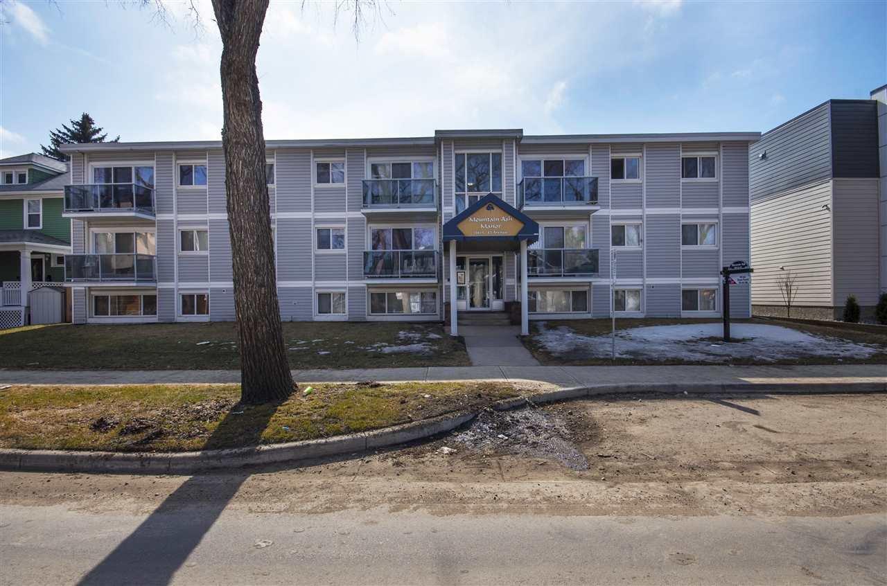 Main Photo: 106 10815 83 Avenue in Edmonton: Zone 15 Condo for sale : MLS®# E4169348