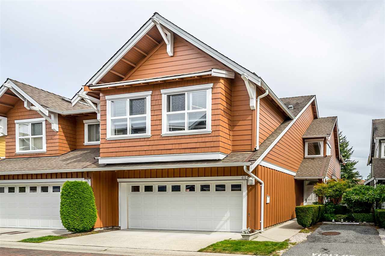 """Main Photo: 62 3088 FRANCIS Road in Richmond: Seafair Townhouse for sale in """"Seafair West"""" : MLS®# R2398675"""