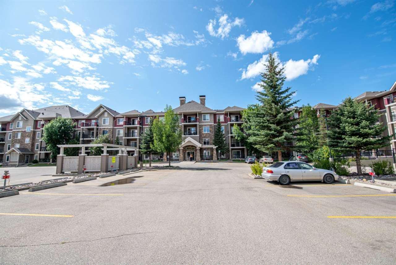 Main Photo: 206 2098 Blackmud Creek Drive SW in Edmonton: Zone 55 Condo for sale : MLS®# E4171435