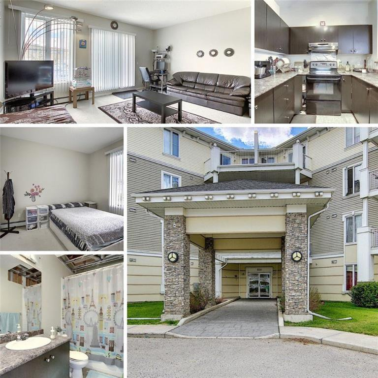 Main Photo: 1122 1140 TARADALE Drive NE in Calgary: Taradale Apartment for sale : MLS®# C4303321