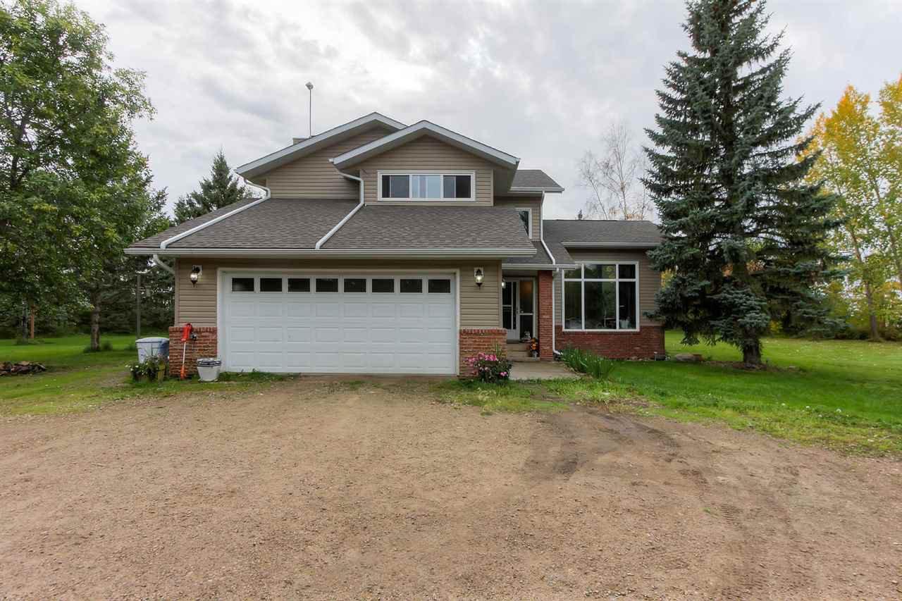 Main Photo: 49212 Range Road 252: Rural Leduc County House for sale : MLS®# E4174491
