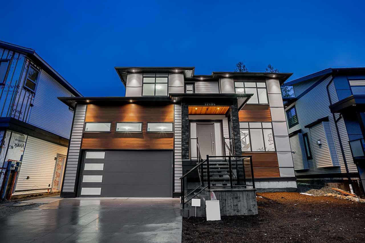 Main Photo: 12494 201 Street in Maple Ridge: Northwest Maple Ridge House for sale : MLS®# R2431096