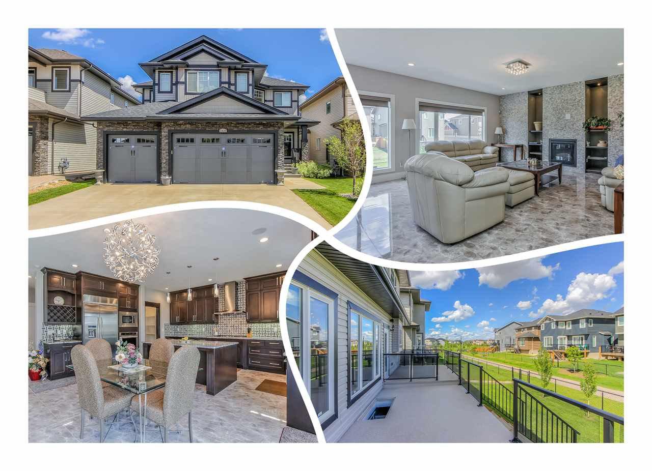 Main Photo: 2430 ASHCRAFT Crescent in Edmonton: Zone 55 House for sale : MLS®# E4188998