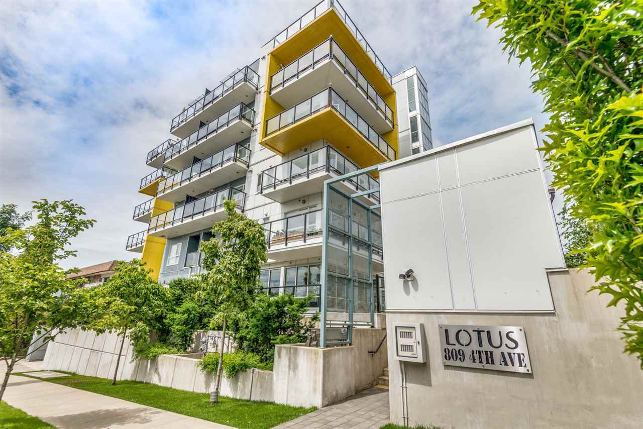 "Main Photo: 502 809 FOURTH Avenue in New Westminster: Uptown NW Condo for sale in ""Lotus"" : MLS®# R2468849"