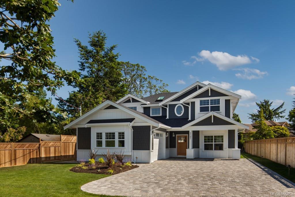 Main Photo: 2197 Lafayette St in : OB South Oak Bay Single Family Detached for sale (Oak Bay)  : MLS®# 850404