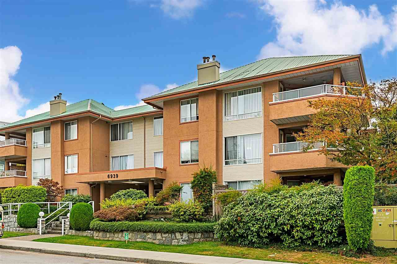 "Main Photo: 213 6939 GILLEY Avenue in Burnaby: Highgate Condo for sale in ""Ventura Place"" (Burnaby South)  : MLS®# R2500261"