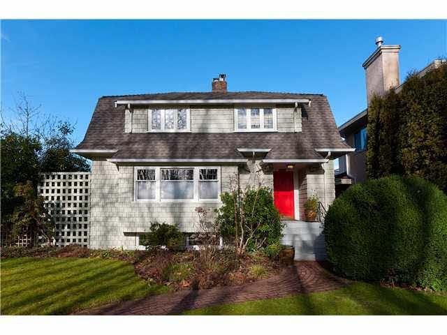 Main Photo: 3345 W 24TH AVENUE in : Dunbar House for sale : MLS®# V937310