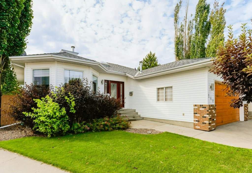 Main Photo: 140 Calico Drive: Sherwood Park House for sale : MLS®# E4167653