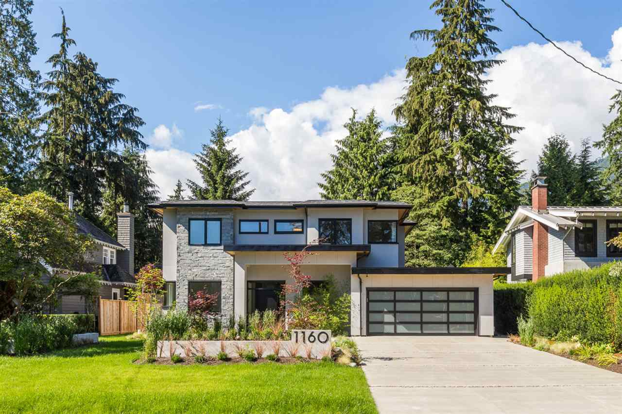 Main Photo: 1160 TALL TREE Lane in North Vancouver: Canyon Heights NV House for sale : MLS®# R2442964
