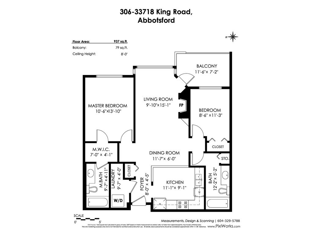 """Photo 20: Photos: 306 33718 KING Road in Abbotsford: Central Abbotsford Condo for sale in """"College Park Place"""" : MLS®# R2447601"""