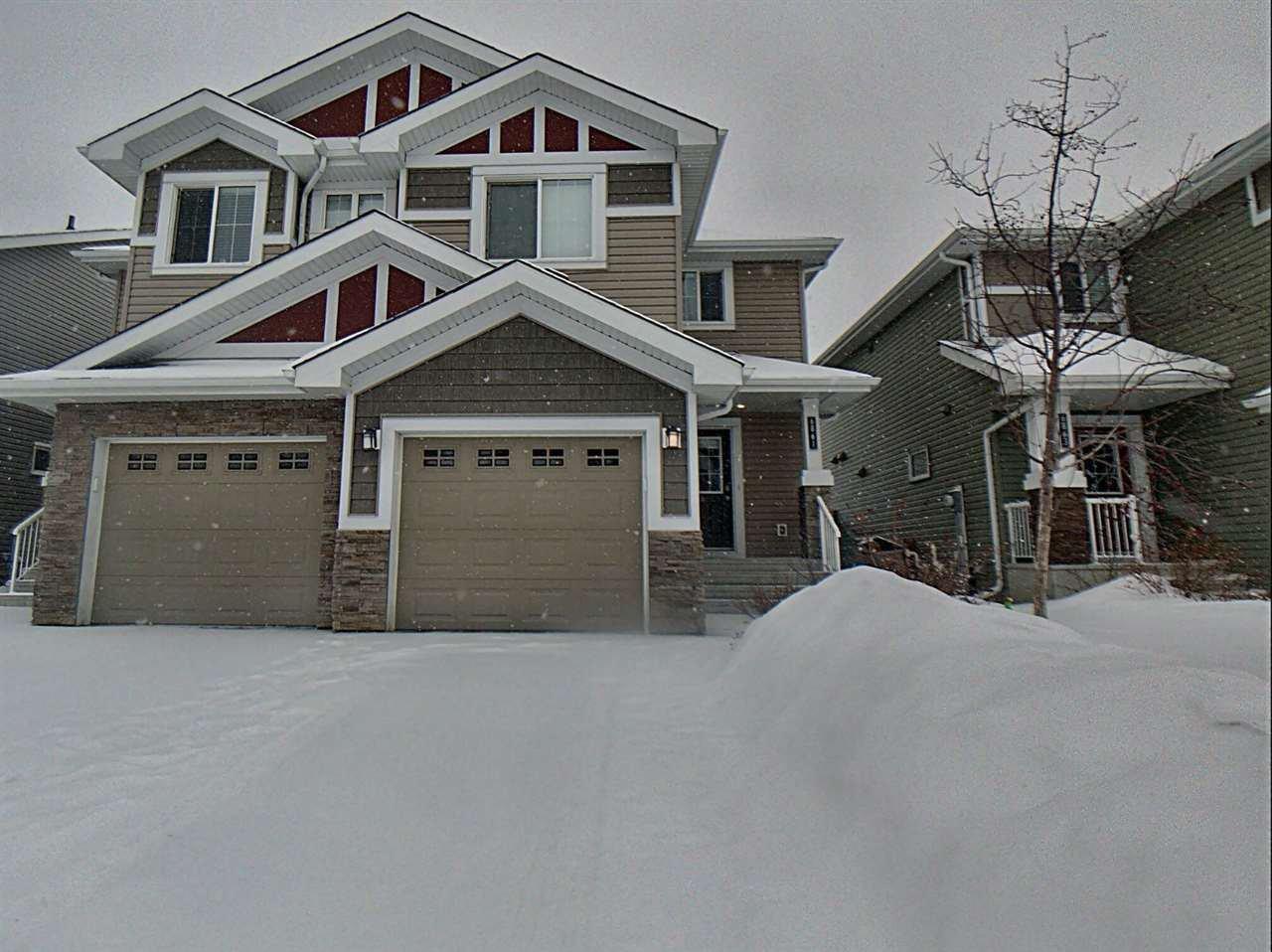 Main Photo:  in Edmonton: Zone 55 House Half Duplex for sale : MLS®# E4207986