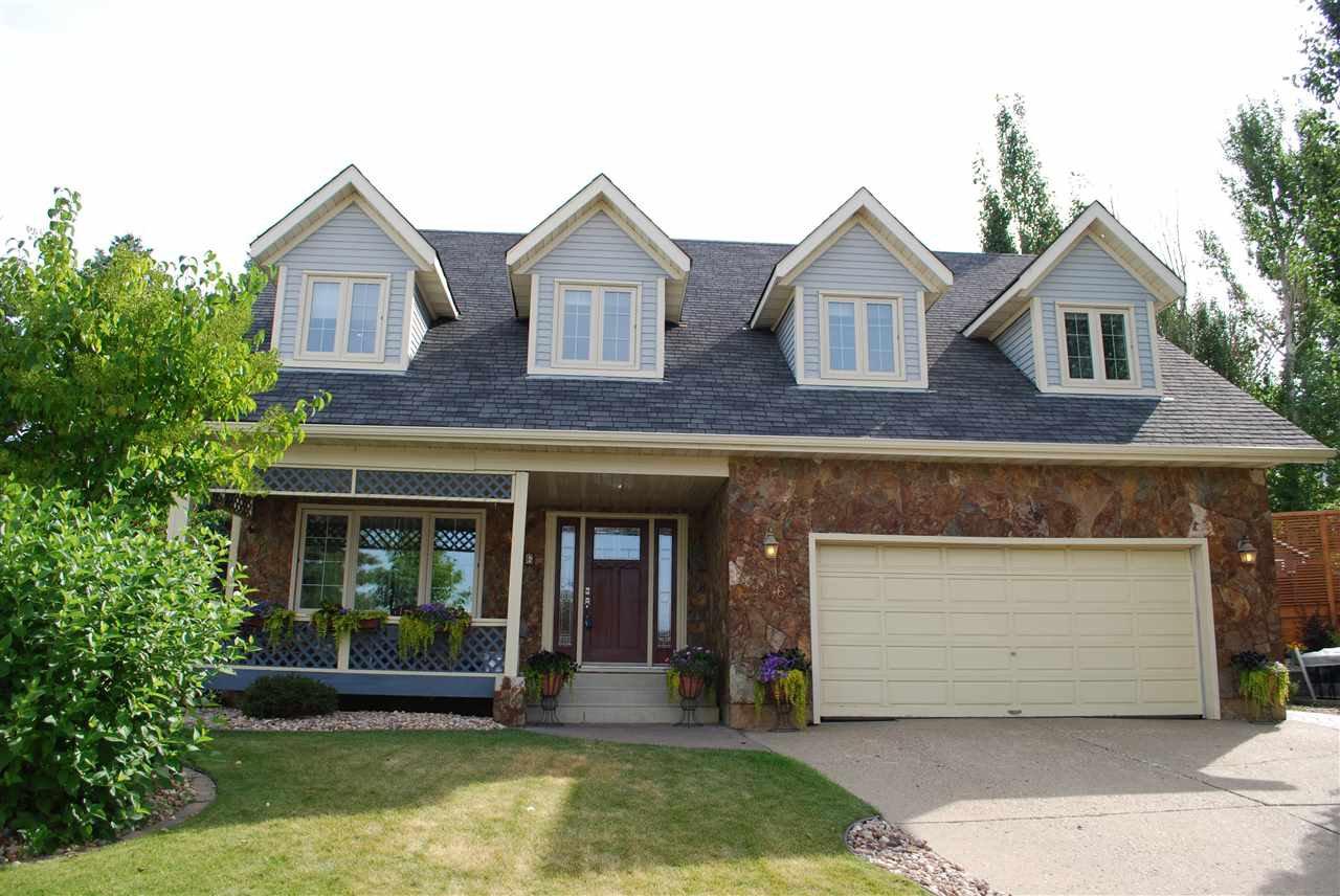 Main Photo: 6 WHITMAN Place: St. Albert House for sale : MLS®# E4211510