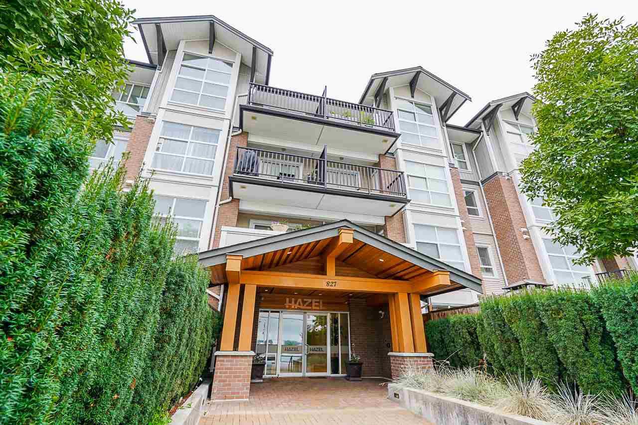 "Main Photo: 305 827 RODERICK Avenue in Coquitlam: Coquitlam West Condo for sale in ""HAZEL"" : MLS®# R2500826"