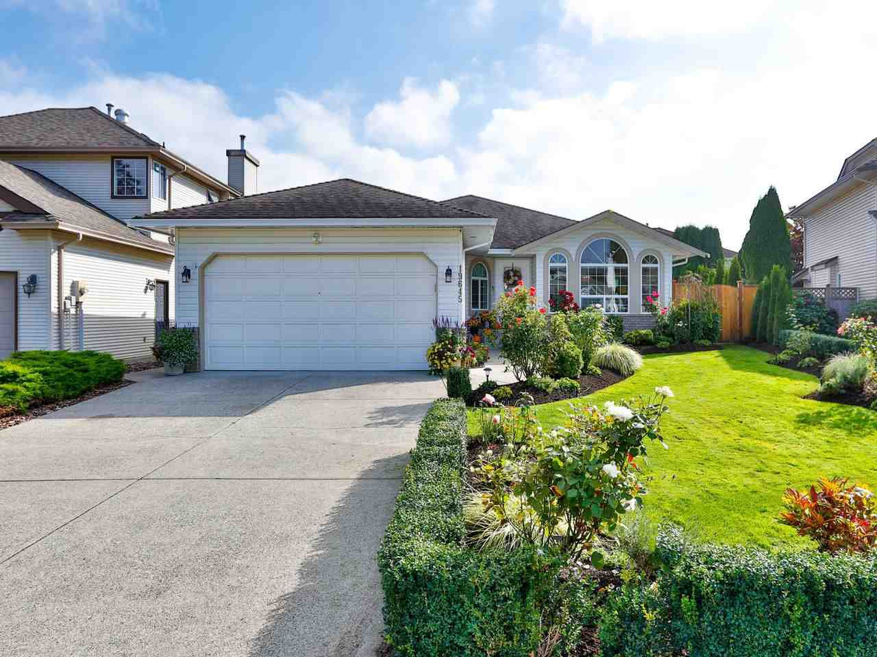 Main Photo: 19645 SOMERSET Drive in Pitt Meadows: Mid Meadows House for sale : MLS®# R2505880